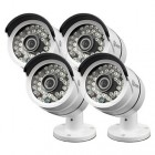 Swann PRO-A855 1080P Security Bullet Camera 4 Pack