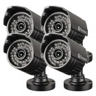 Swann PRO-615 650TVL Security Camera 4 Pack