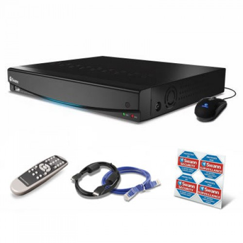 Swann swdvr 41425h 4 channel 500gb dvr with smartphone viewing fandeluxe Gallery