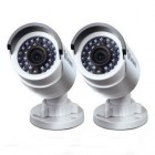 Swann NHD-835 3MP Network Security Camera 2 Pack