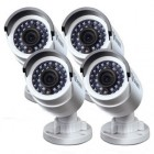 Swann NHD-835 3MP Network Security Camera 4 Pack