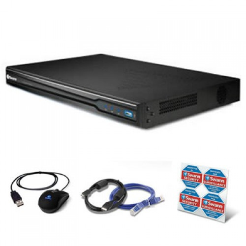 Swann SONVR-167090 16 Channel 3MP NVR with Smartphone Viewing