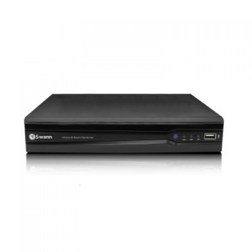 Swann Swnvr 87400h 8 Channel 4mp Nvr With Smartphone Viewing
