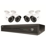 Uniden 8 Channel GNVR8540 HD NVR kit with 4 x 2.1MP Bullet Cameras